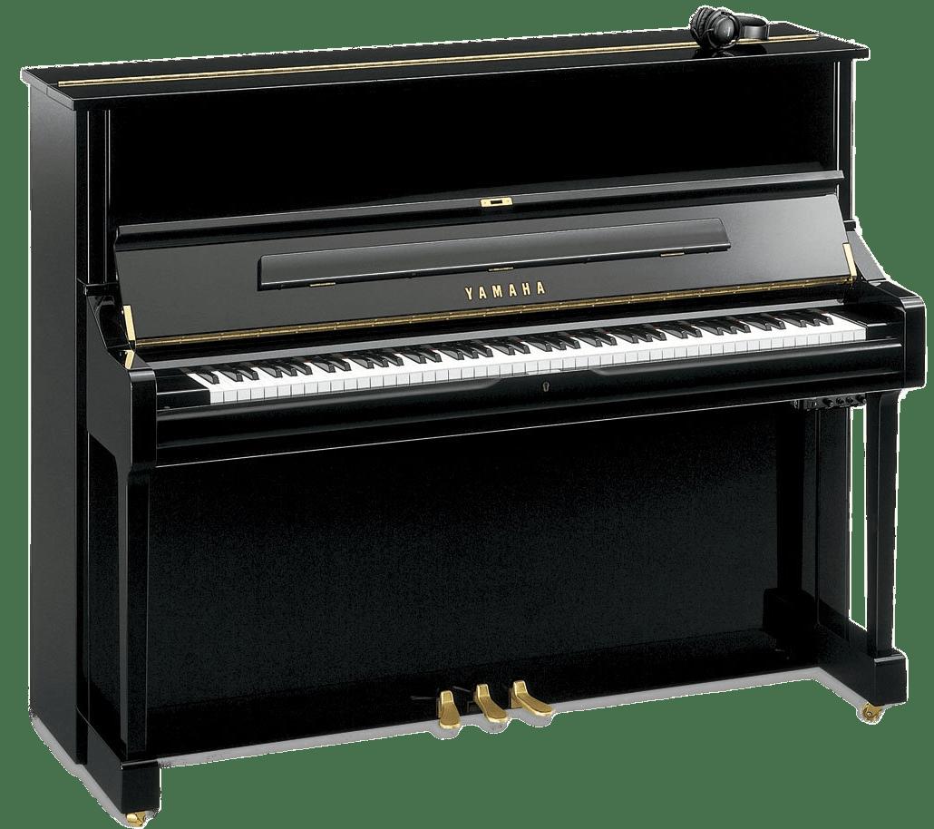 Piano clipart upright piano. Yamaha u silent transparent