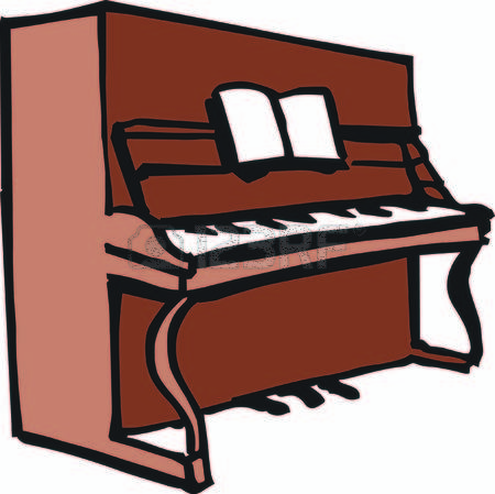 Piano clipart upright piano. Free download best