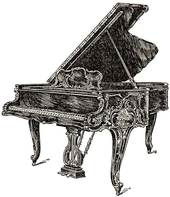 Piano clipart vintage piano. Musical instrument lessons music