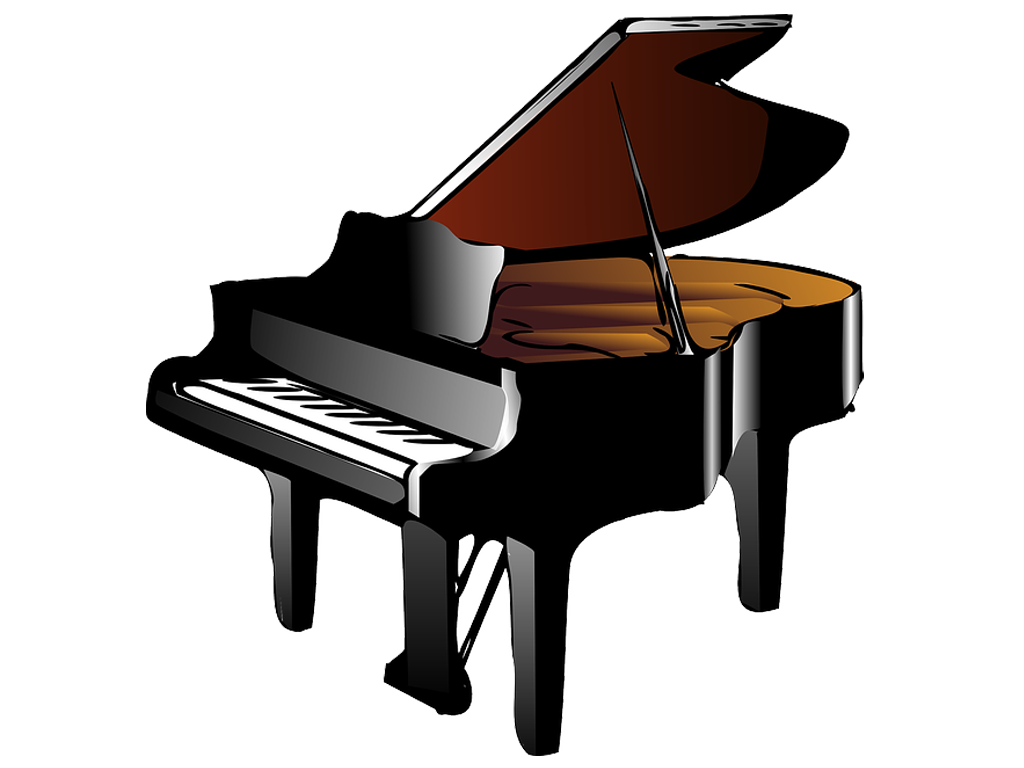 Piano clipart transparent background. Png images free download