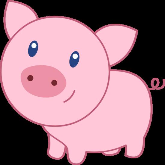 Free cliparts download clip. Pig clipart