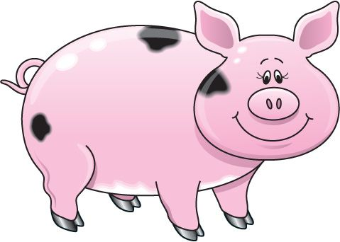 Google zoeken pigs pinterest. Animals clipart pig