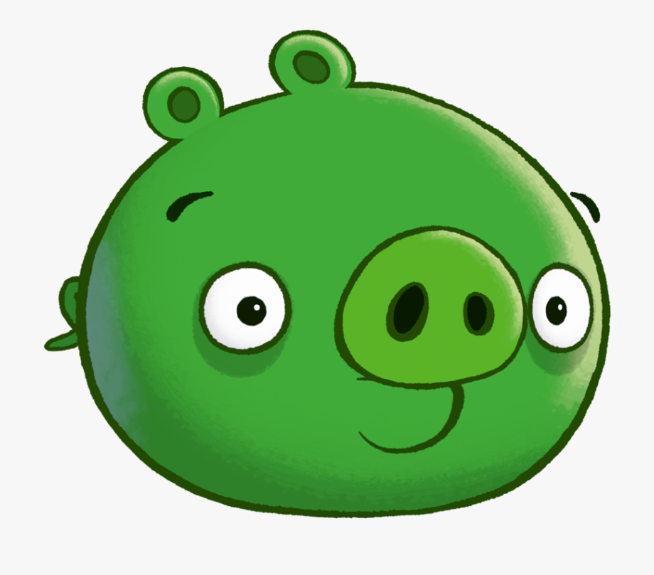 Birds toons free . Clipart pig angry bird