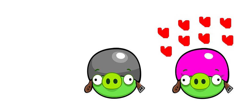Pigs clipart angry bird. Female corporal pig birds