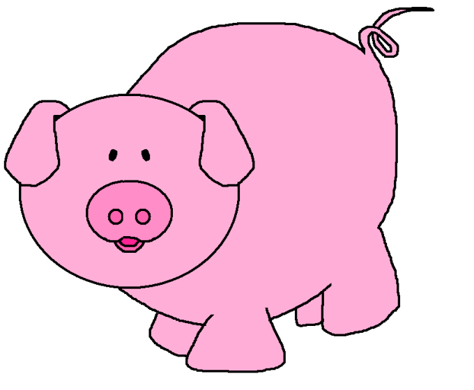 Clipart pig boy. Images clip art newwallpapers