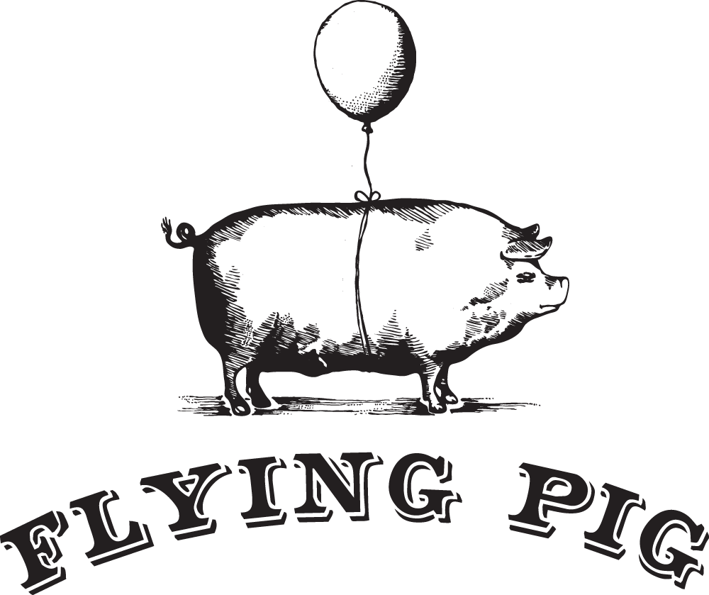 Clipart pig bum. Yaletown s flying is