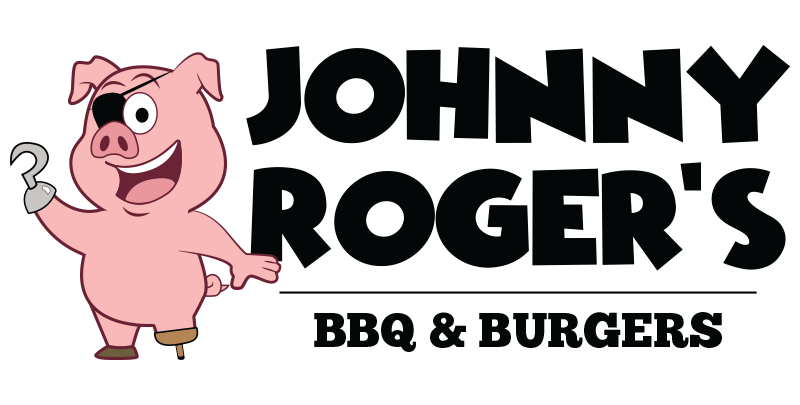 Johnny roger s bbq. Clipart pig bum