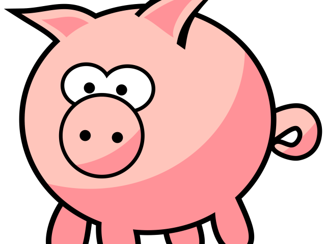 Roast cartoon picture free. Pig clipart animated