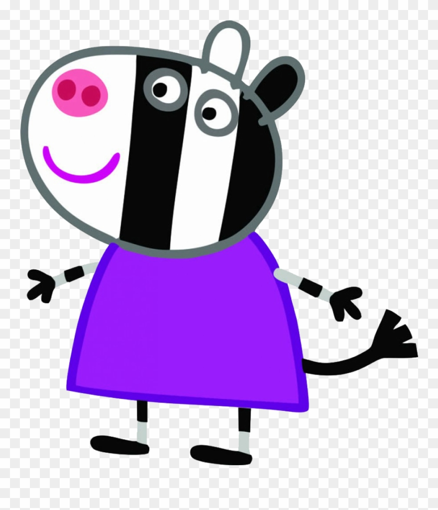 Familia png aniversario peppa. Clipart pig character