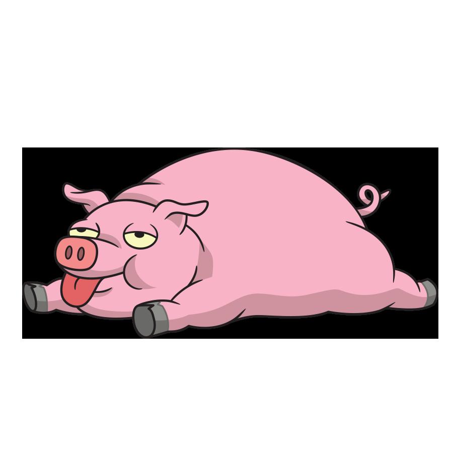 Clipart pig female pig. Abner heroes wiki fandom