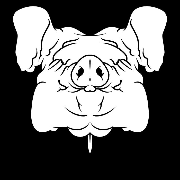 Head drawing at getdrawings. Clipart pig fetal pig