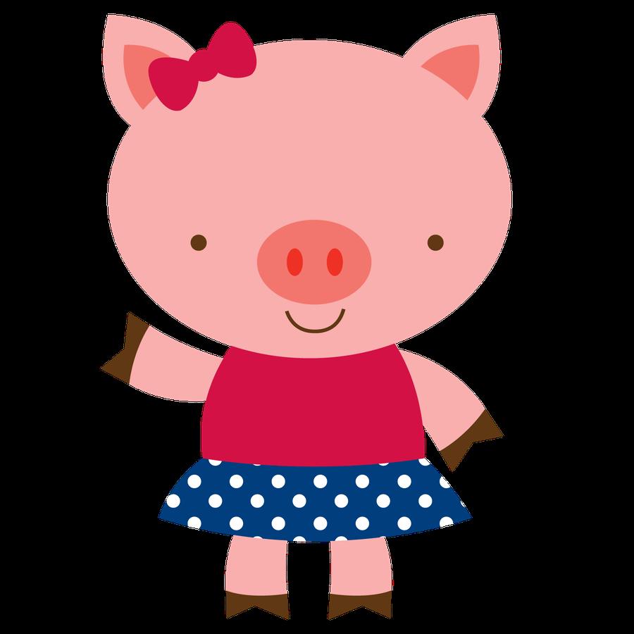 Tired clipart in school. Tr s porquinhos pig