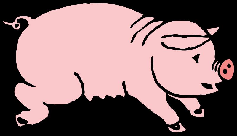 Clipart pig hog. Panda free images hogclipart