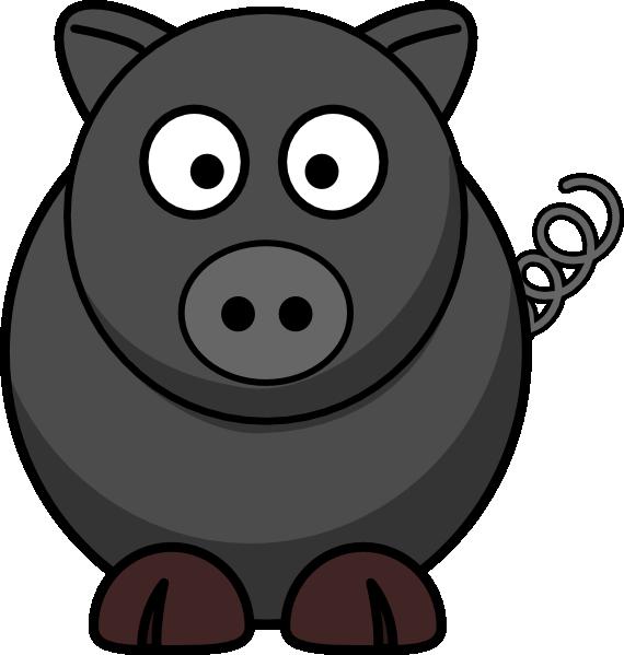 Clipart pig hog. Wild boar clip art
