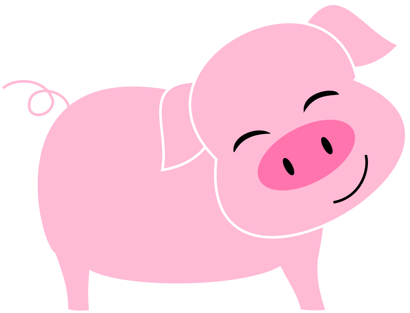 Photo by selmabuenoaltran minus. Tired clipart pig