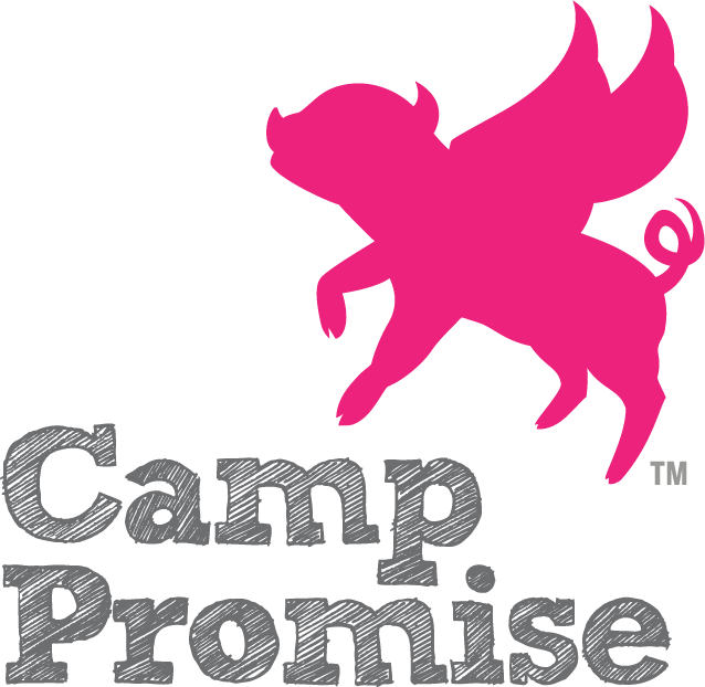 Clipart pig muscular. Camp promise cordage park