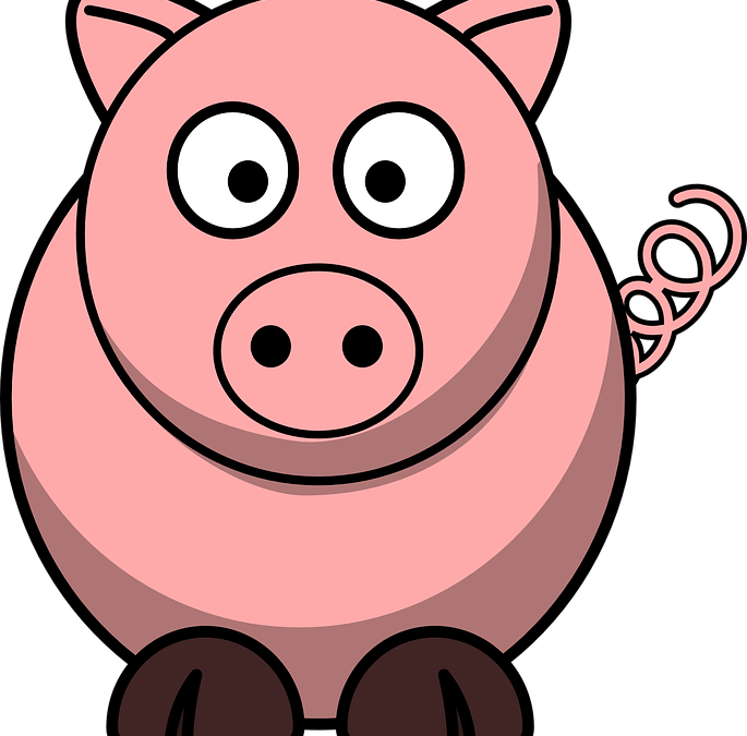 Are you creating kids. Pigs clipart overweight