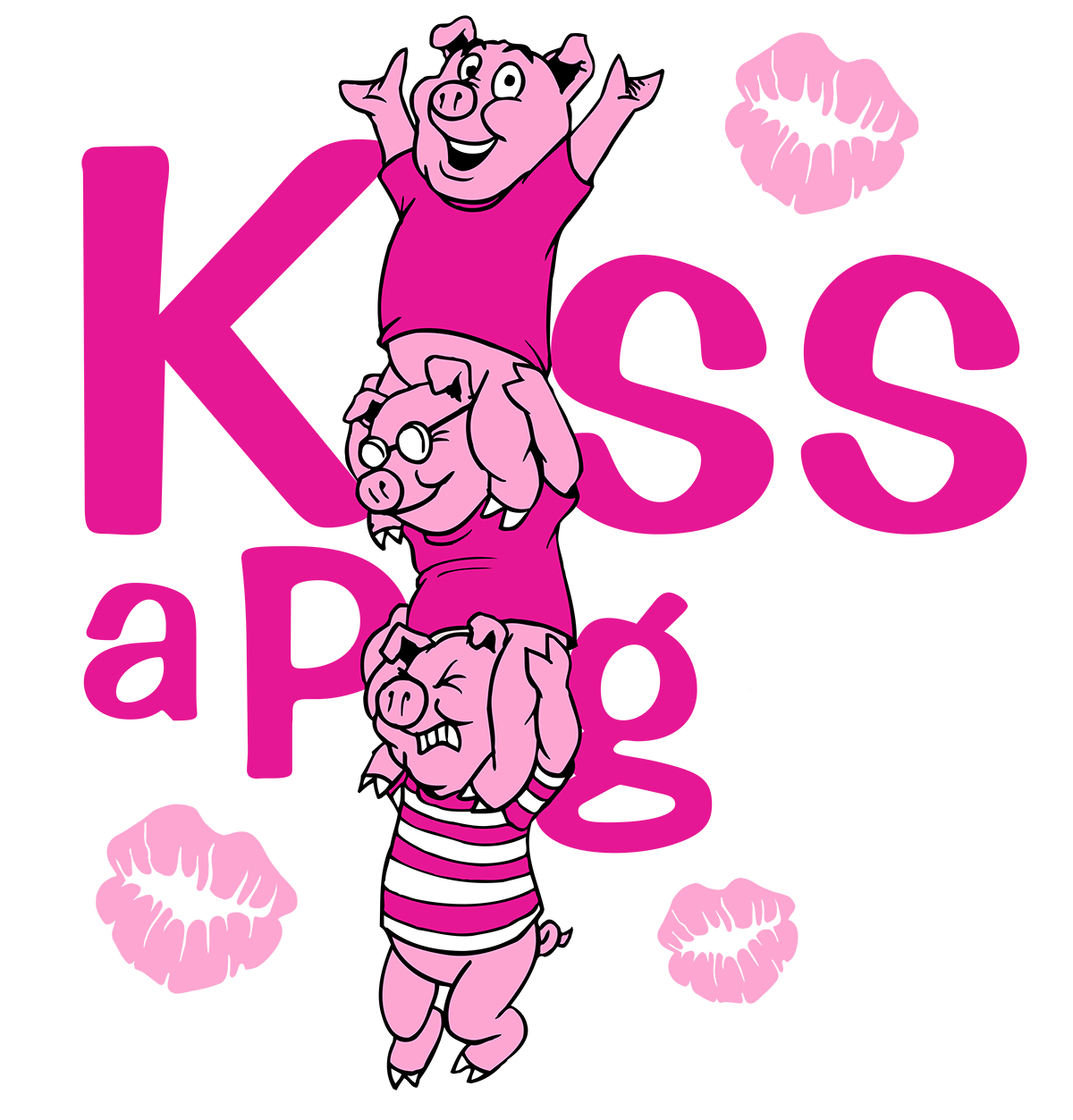 Race clipart pig. Kiss a md state