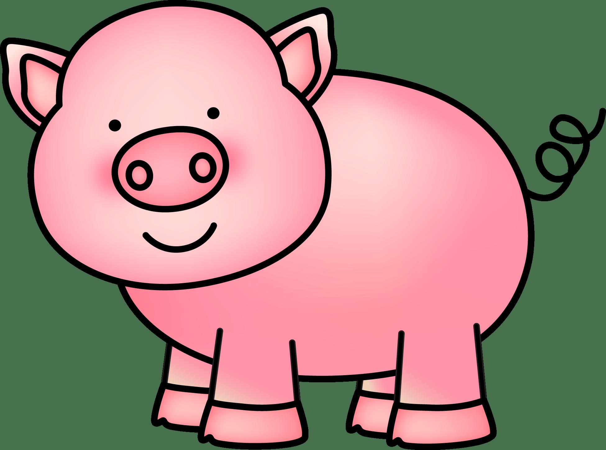 Hog kindergarten nation. Clipart pig rectangle