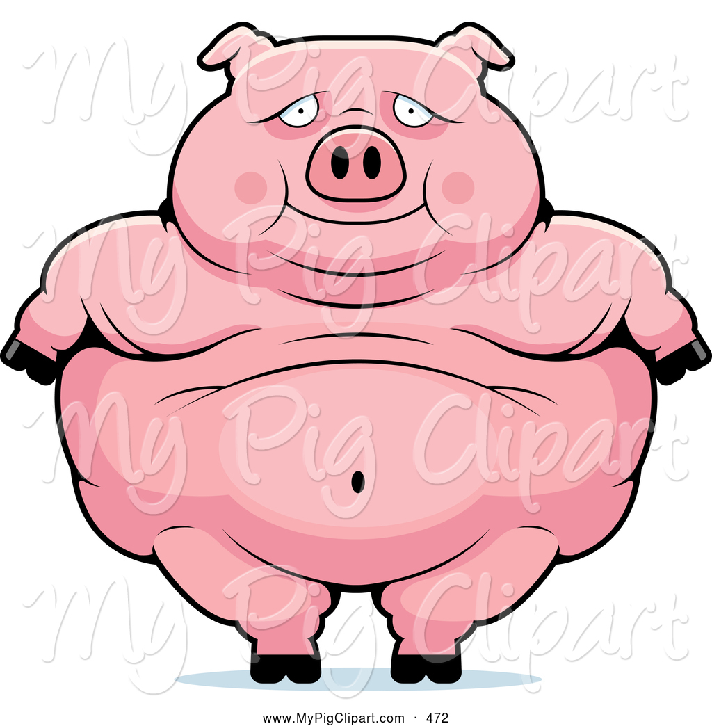 Hog clipart swine. Collection of free download
