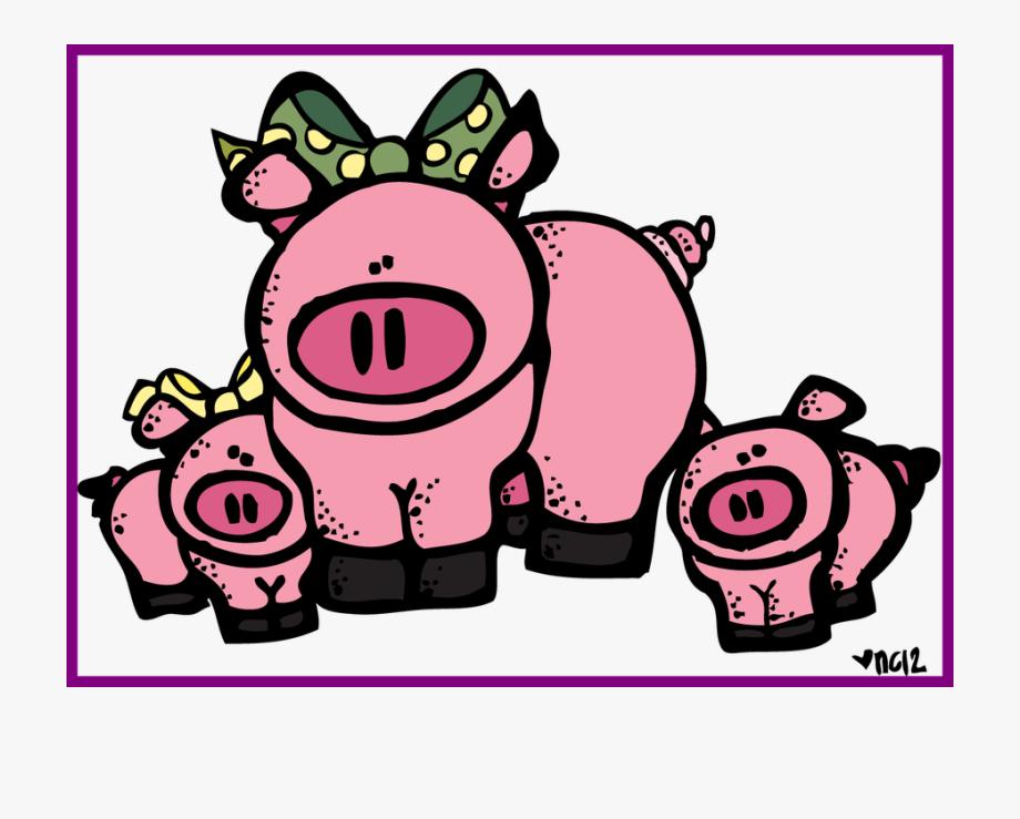 Melonheadz cliparts cartoons . Pig clipart teacher