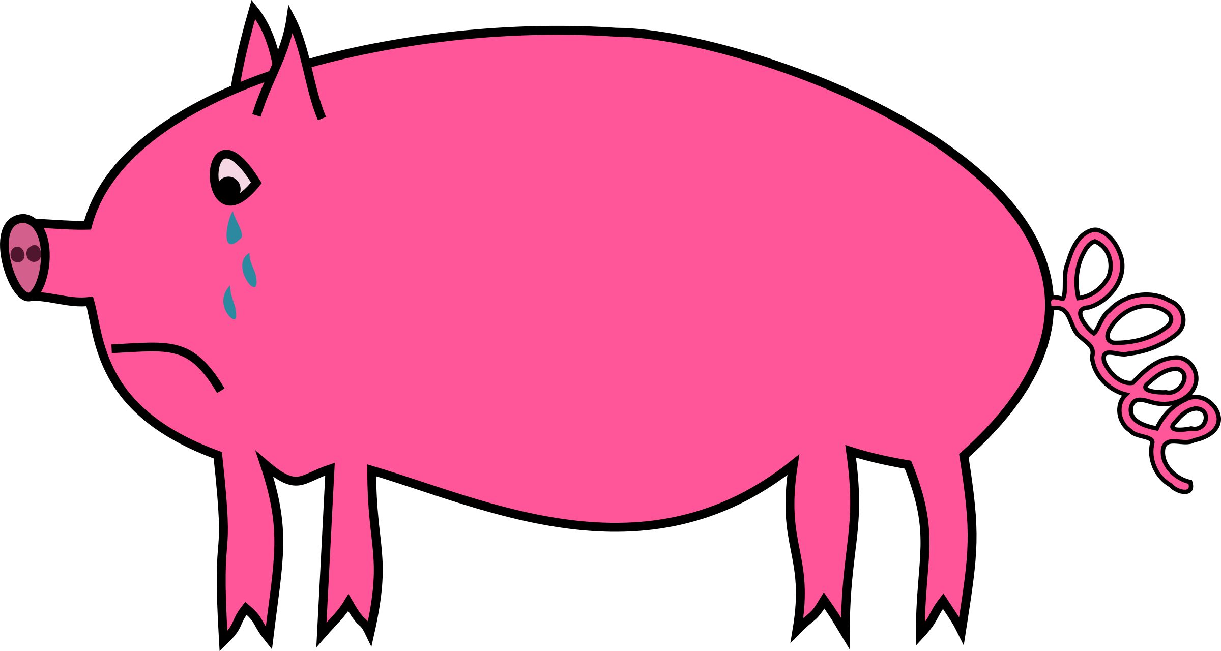 Tired clipart pig. Archive benefits listed are