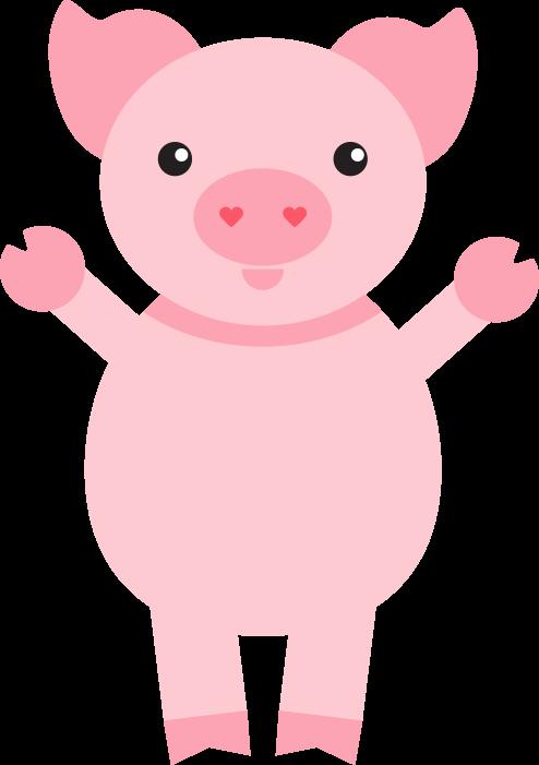Clipart pig valentines. Buncee hi i am