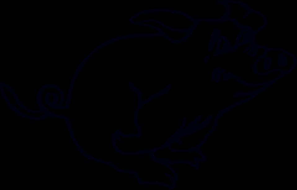 Mud clipart piglet. Free cartoon pig pics