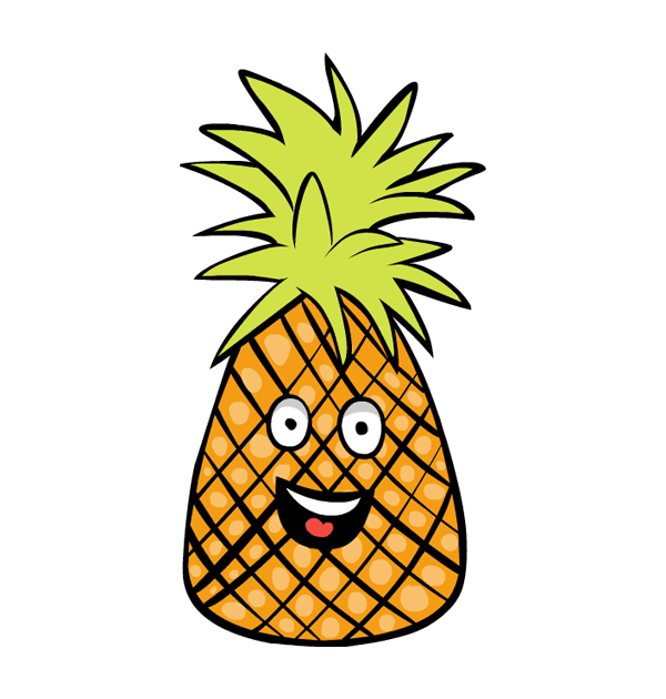 Free on dumielauxepices net. Pineapple clipart atis
