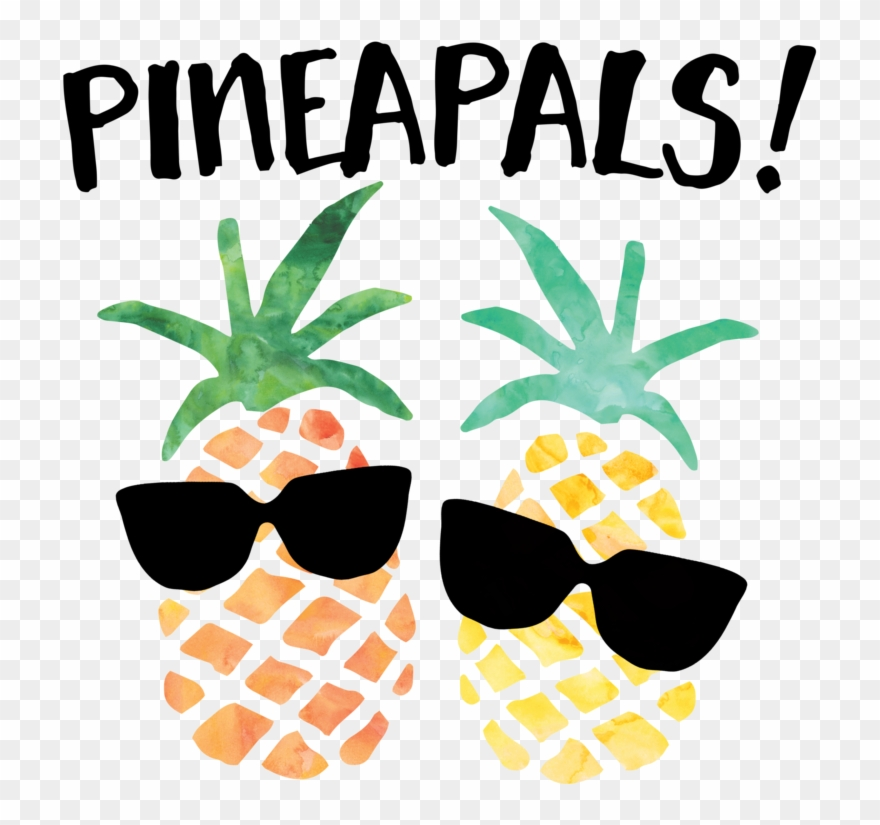 Sunglasses humorous or fathers. Pineapple clipart birthday