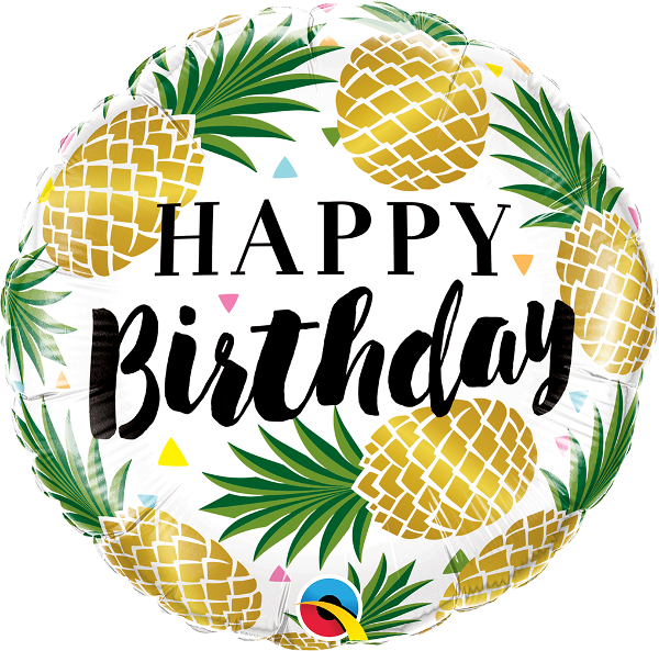Party supplies canada open. Pineapple clipart birthday