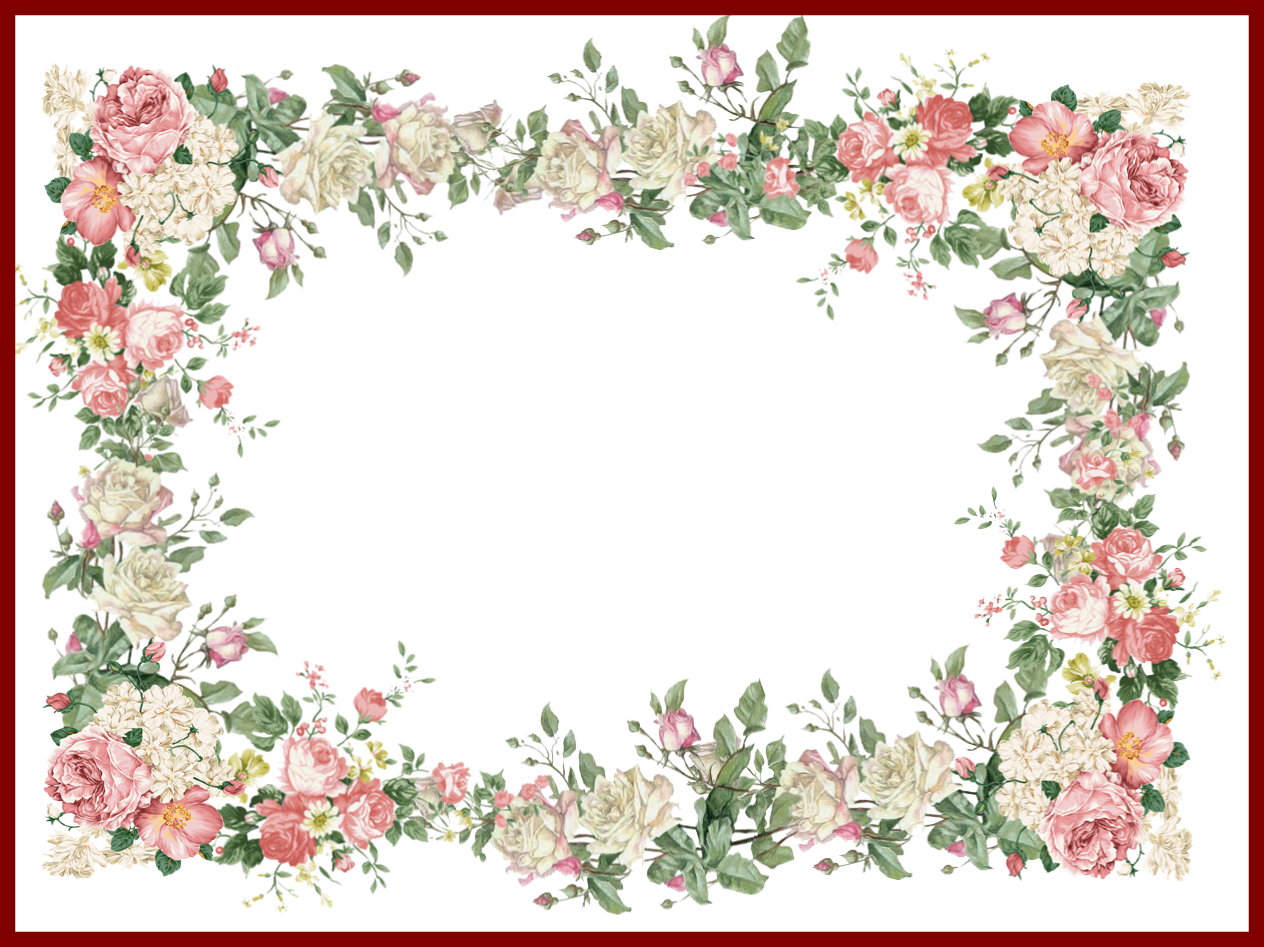 Clipart pineapple boarder. The best vintage pink