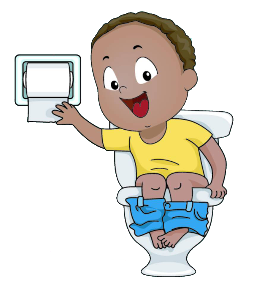 Toilet training clip art. Hurt clipart diarrhea