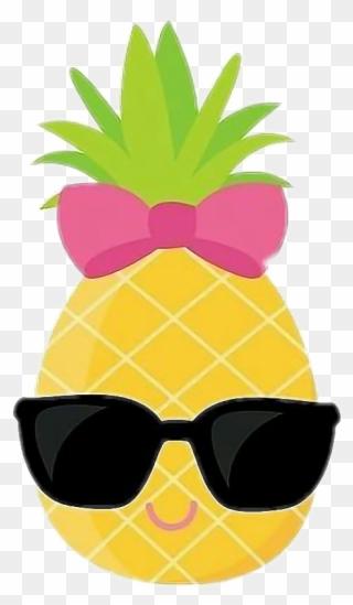 Part kids cartoon beatiful. Clipart pineapple boy