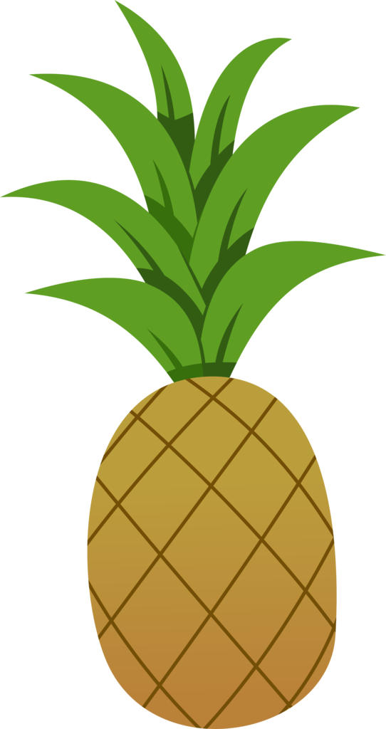 Pineapple clipart fancy.  absurd res artist