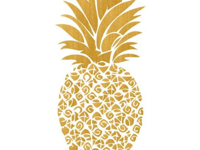 Pineapple clipart fancy. Free download clip art