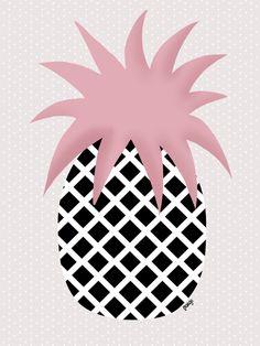 Pineapple clipart grey. Retro panda free images