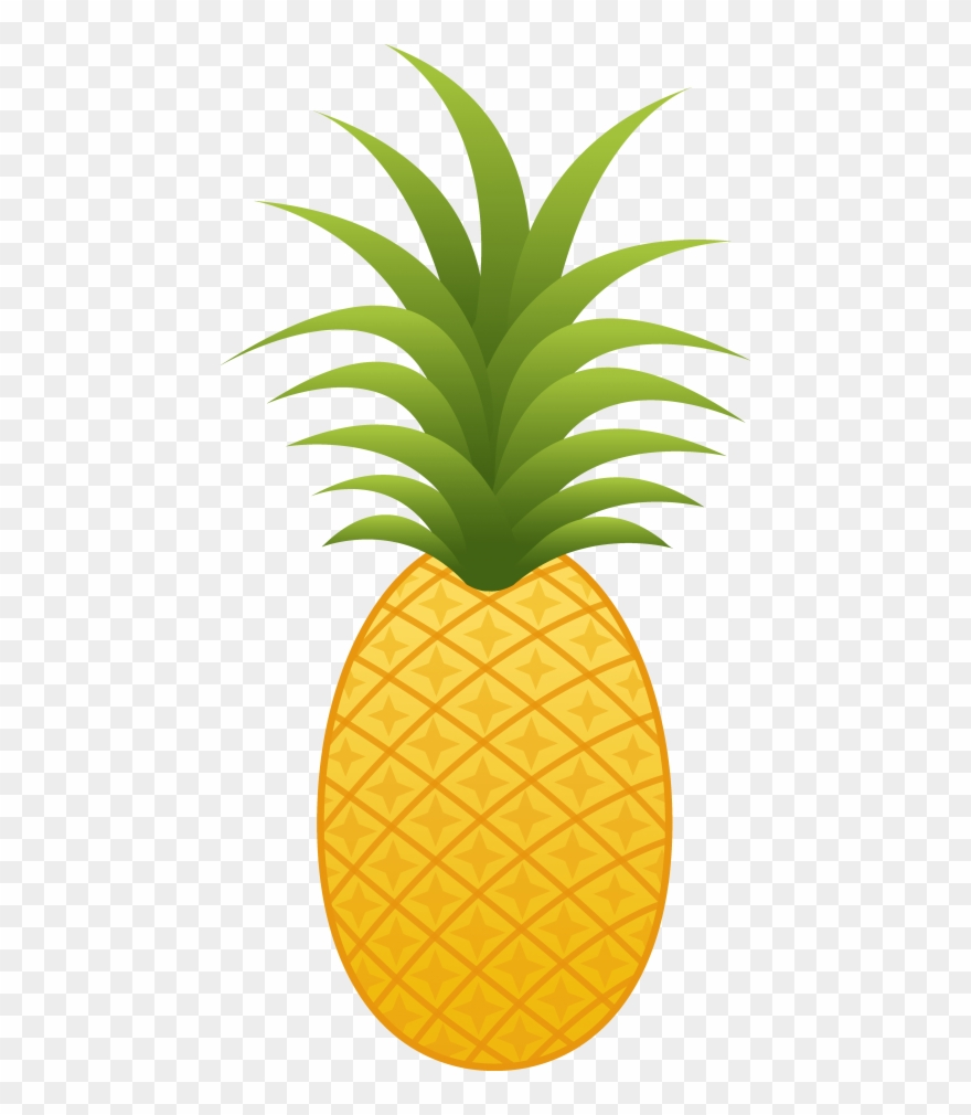 Free png images transparent. Pineapple clipart head