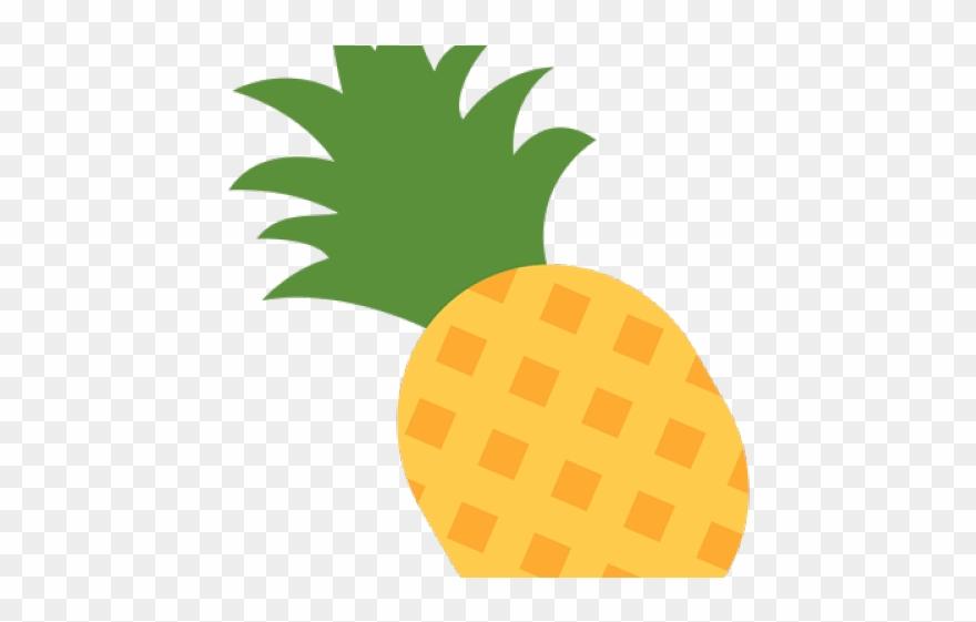 Pineapple clipart head. Emoji dylan wang png