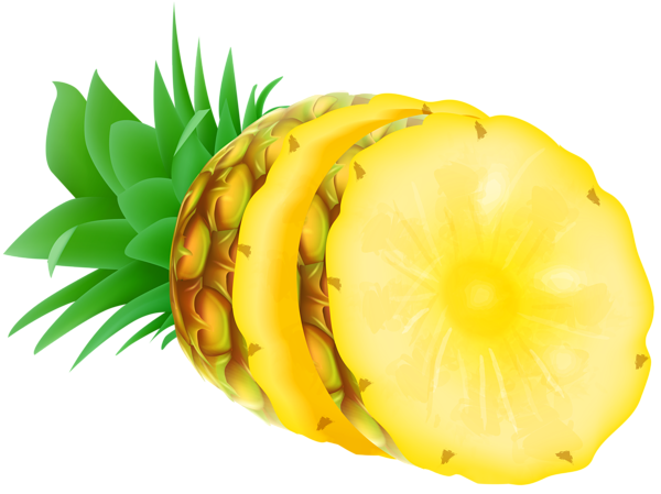 Clipart pineapple high quality. Png clip art images