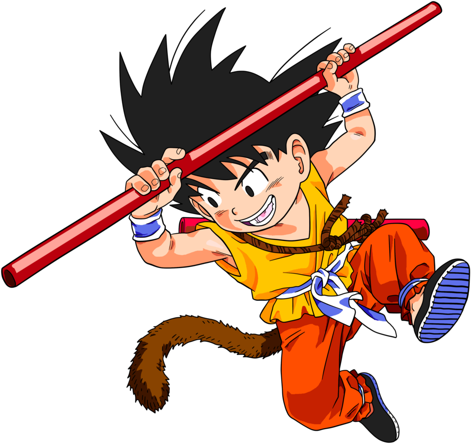 Clipart pineapple kid. Goku colored by ninja