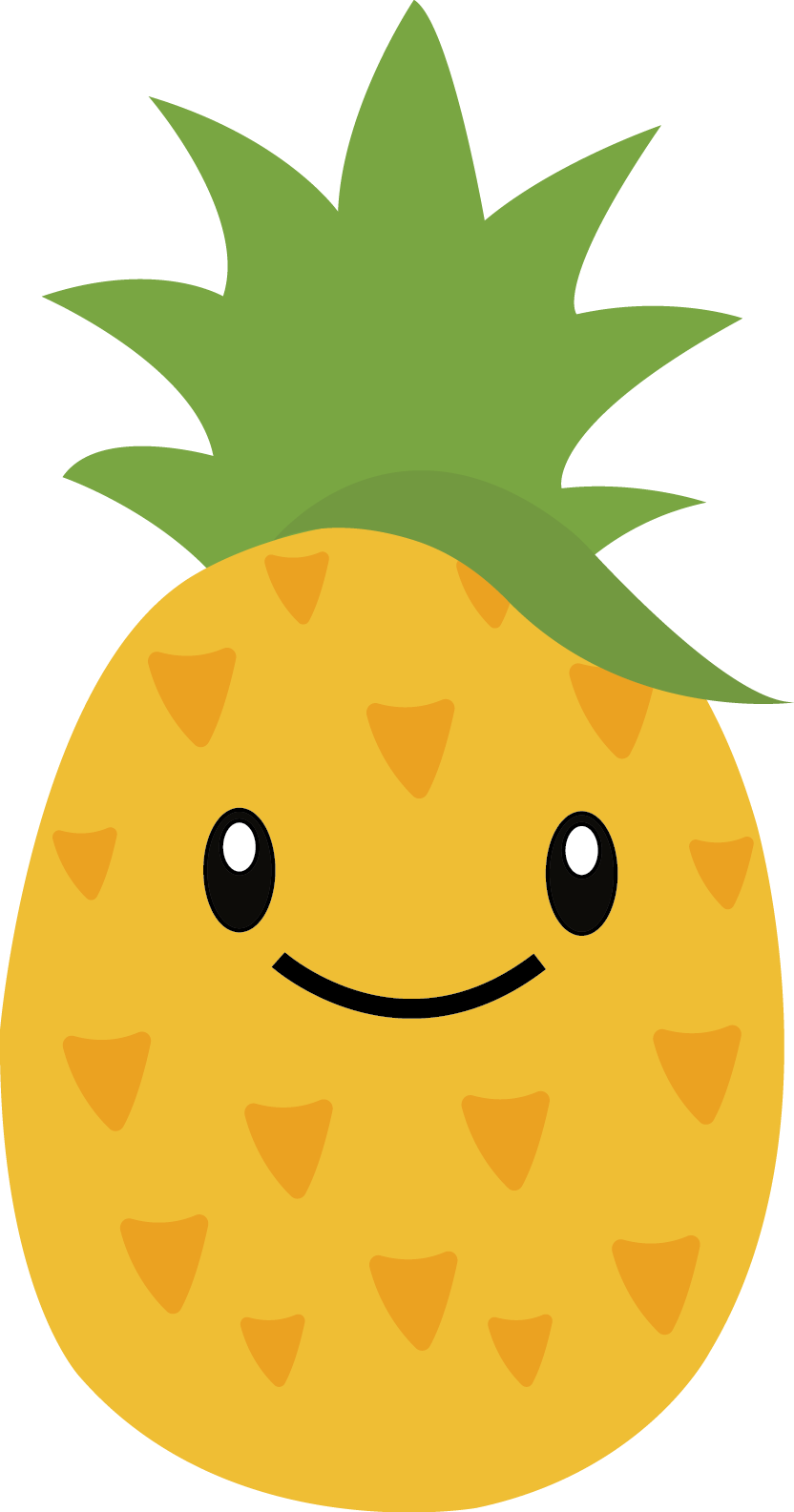 clipart pineapple nutrition