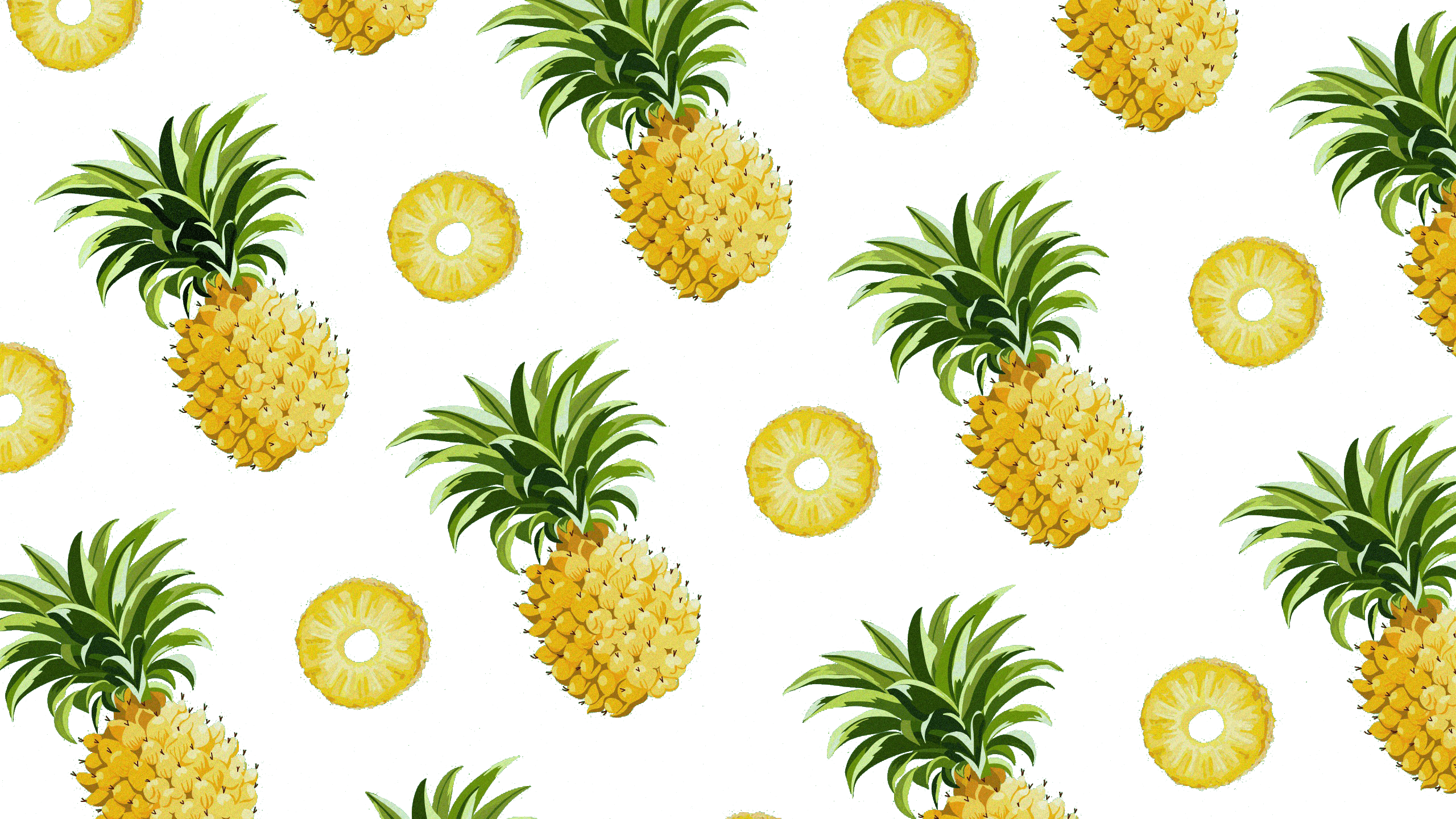 Wallpapers top free . Clipart pineapple pastel