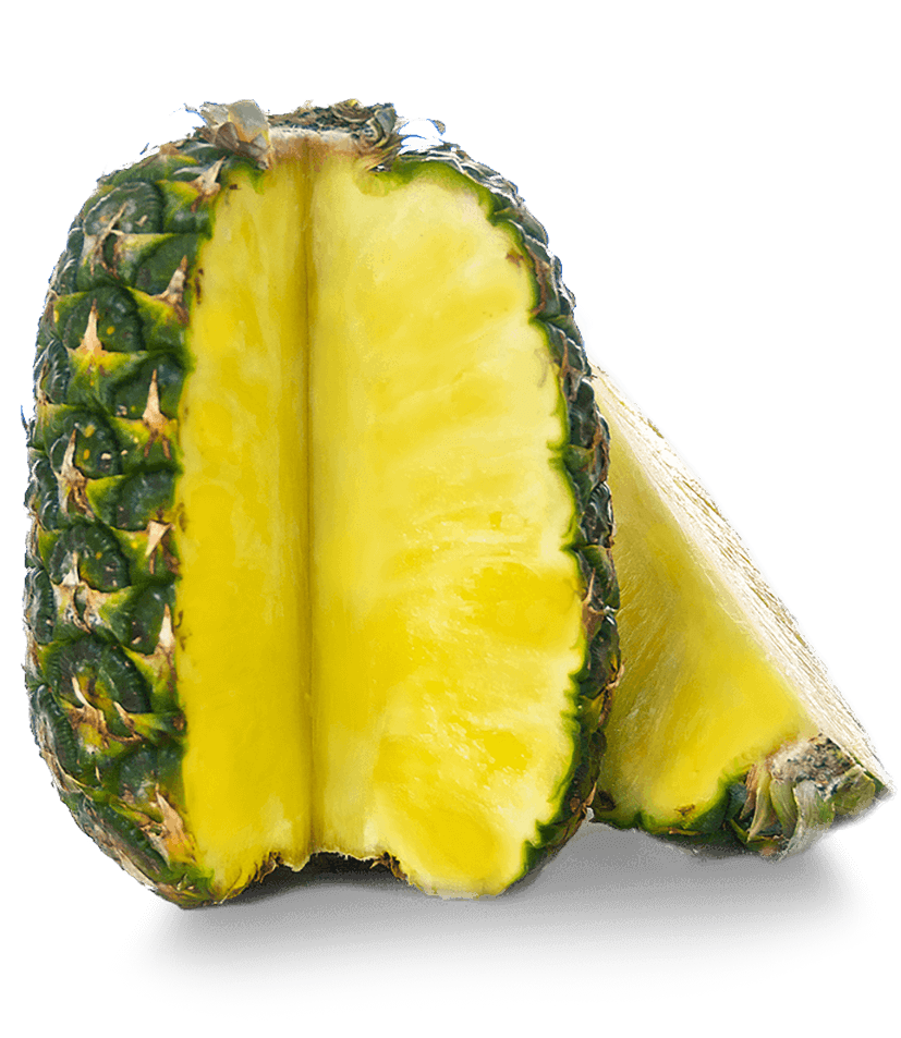 Dole nz products tropical. Clipart pineapple pineapple chunk