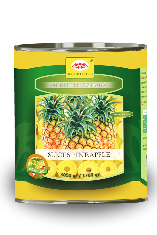 Slices in can a. Clipart pineapple pineapple chunk