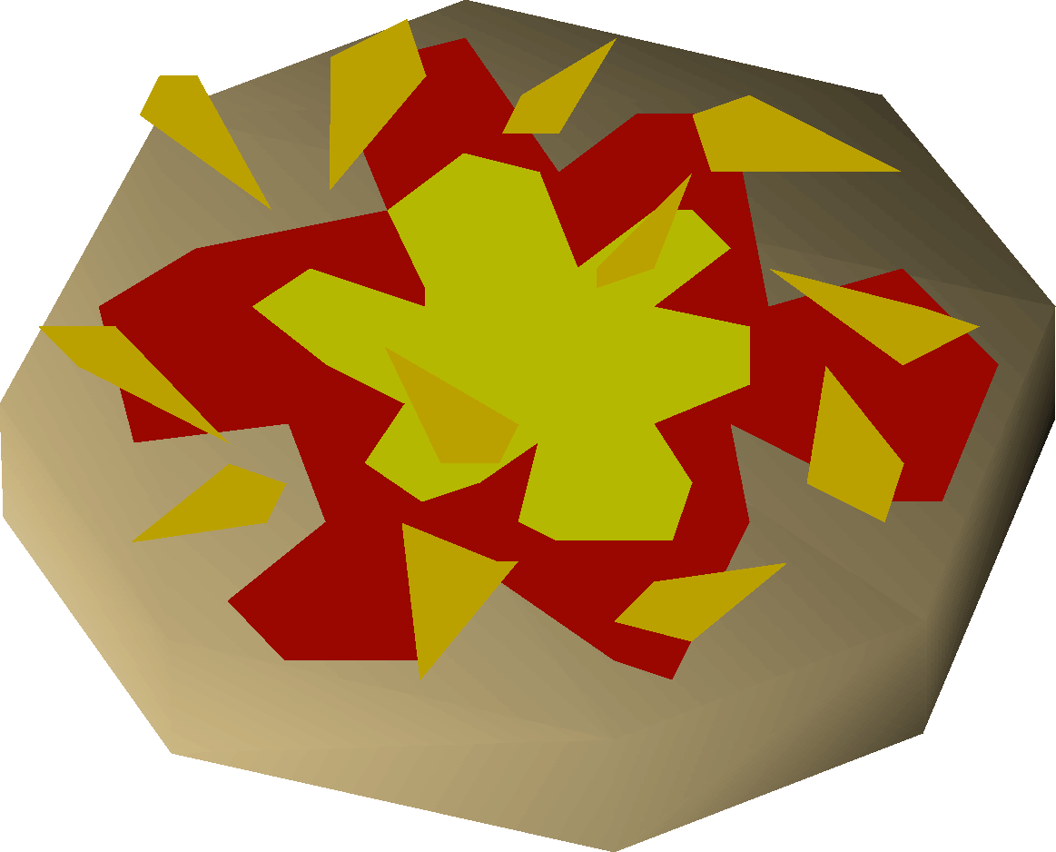 Clipart pineapple pineapple chunk. Pizza old school runescape