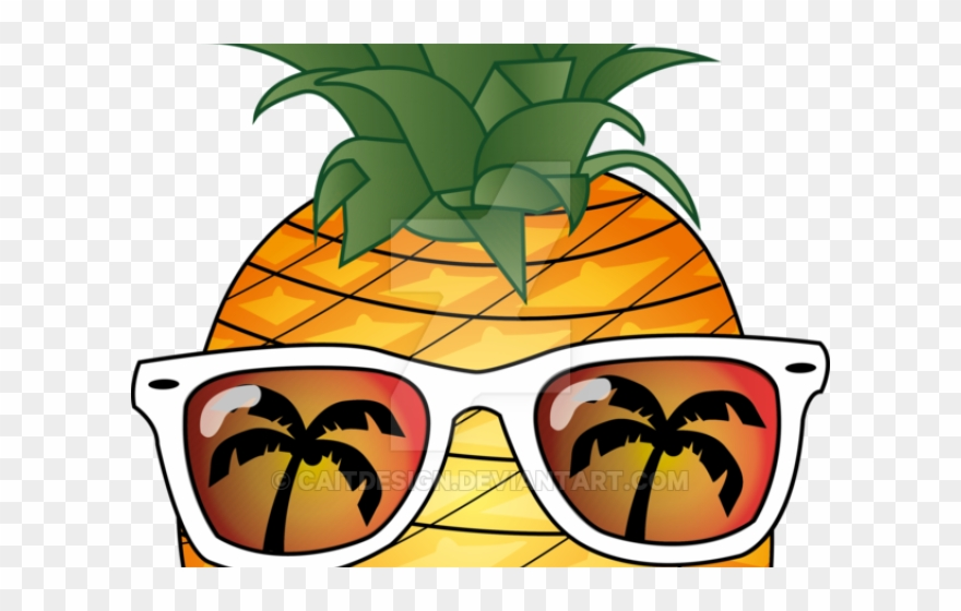 Png download pinclipart . Pineapple clipart summer