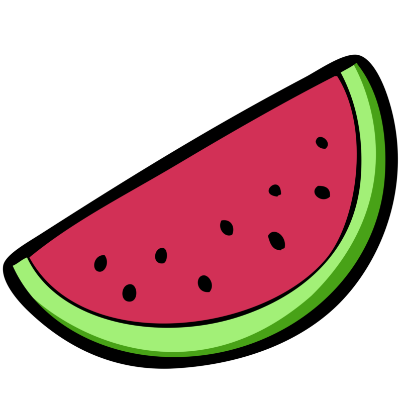 Images free download black. Watermelon clipart house