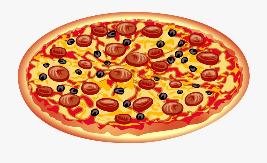 A clipart pizza. Clip art photo niceclipart