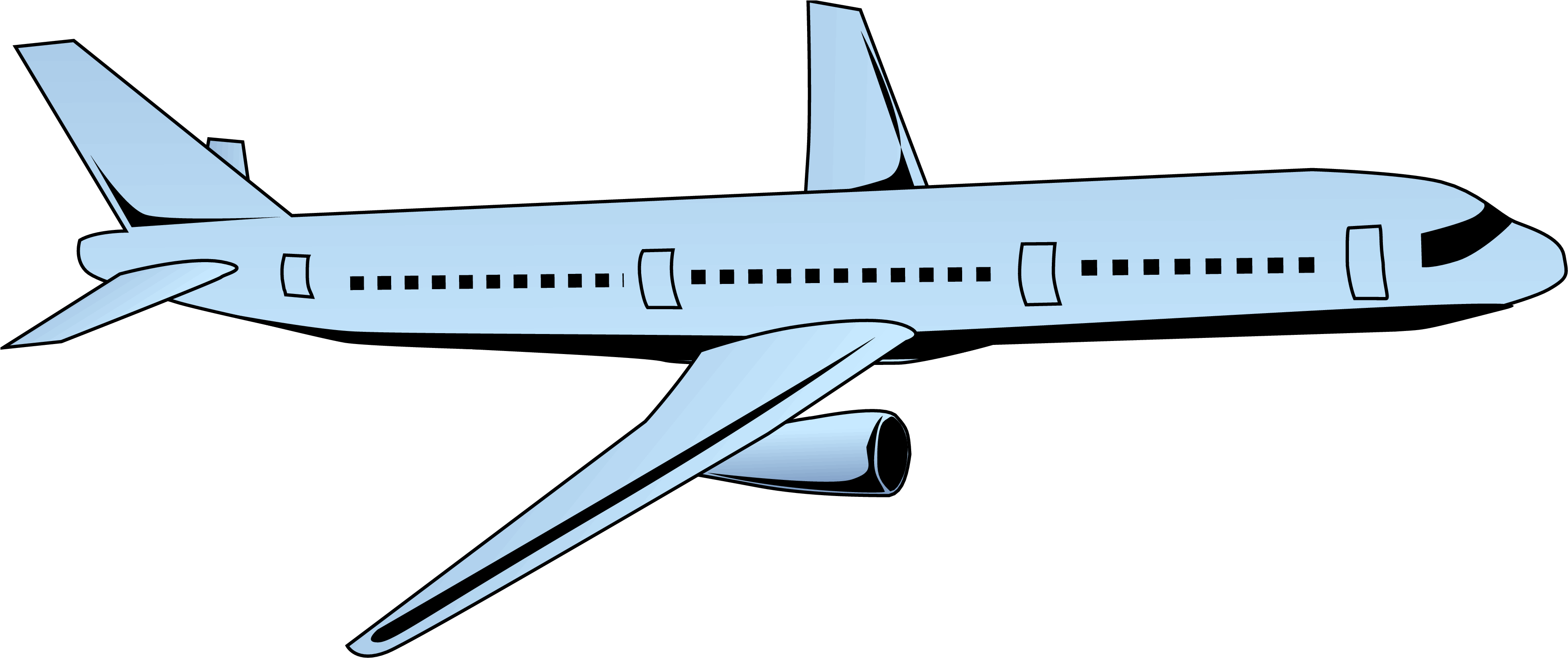 Png image clip art. Clipart plane airplane